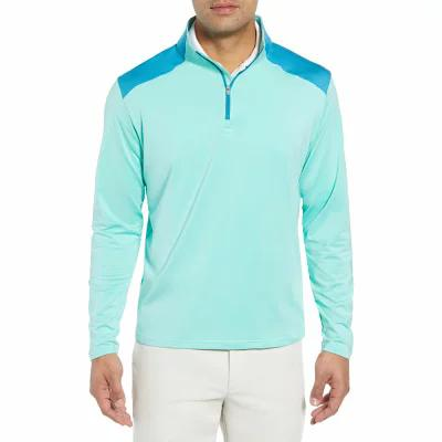 ピーター ミラー PETER MILLAR その他トップス Quarter Zip Performance Pullover Teal