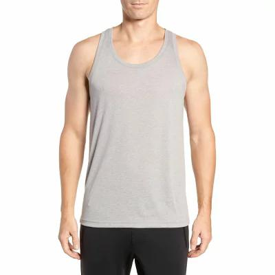 アロー ALO タンクトップ Triumph Tank Athletic Grey Suede Triblend