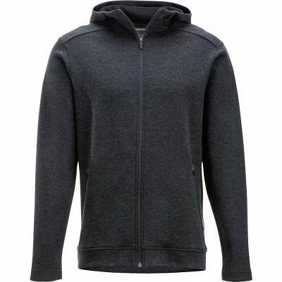 エクスオフィシオ ExOfficio パーカー Powell Full - Zip Hoodies Black Heather