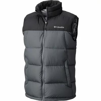 コロンビア Columbia ベスト・ジレ Pike Lake Vests Black/Graphite