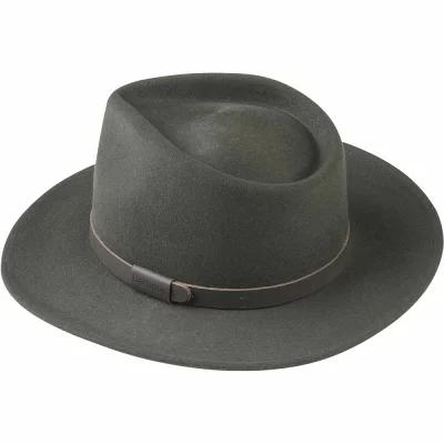 バーブァー Barbour その他帽子 Crushable Bushman Hats Olive