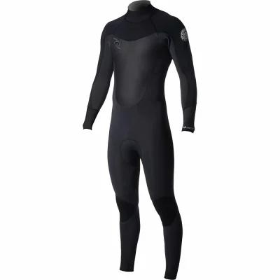 リップカール Rip Curl ウェットスーツ Dawn Patrol 3/2 Back - Zip Full Wetsuits Black