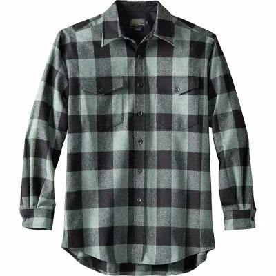 ペンドルトン Pendleton シャツ Guide Shirts Aqua Mix Buffalo Check