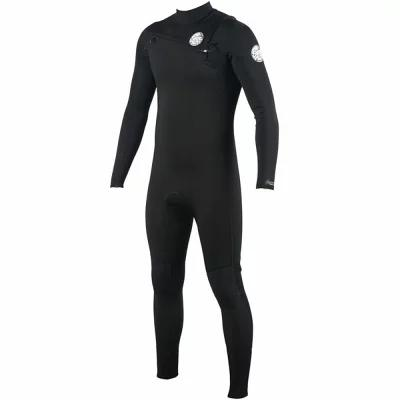 リップカール Rip Curl ウェットスーツ Aggrolite 3/2 GB Chest - Zip Full Wetsuits Black