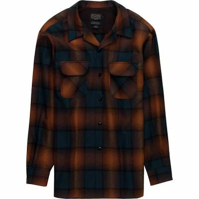 ペンドルトン Pendleton シャツ Board Shirts Brown Copper Ombre