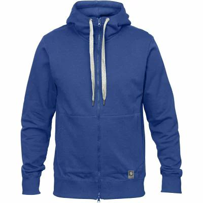 フェールラーベン Fjallraven パーカー Greenland Zip Hoodies Deep Blue