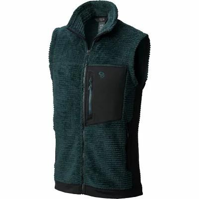 マウンテンハードウェア Mountain Hardwear ベスト・ジレ Monkey Man Fleece Vests Blue Spruce