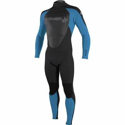 オニール O'Neill ウェットスーツ Epic 3/2 Back - Zip Full Wetsuits Black/Bright Blue/Black