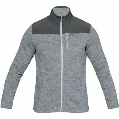 アンダーアーマー Under Armour フリース Specialist Full - Zip 2.0 Jackets Steel/Graphite/Charcoal