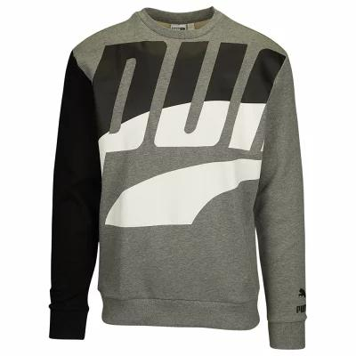 プーマ PUMA その他トップス Loud Pack Crew Medium Grey Heather