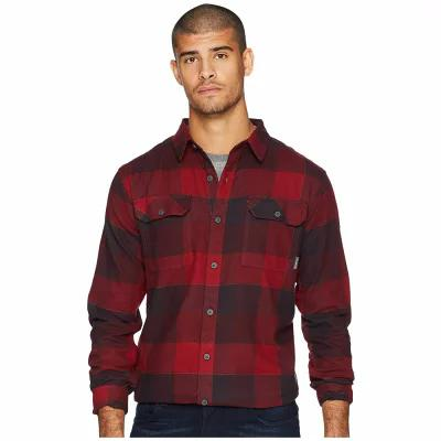 コロンビア Columbia シャツ Flare Gun(TM) Flannel III Long-Sleeve Shirt Red Element Large Plaid