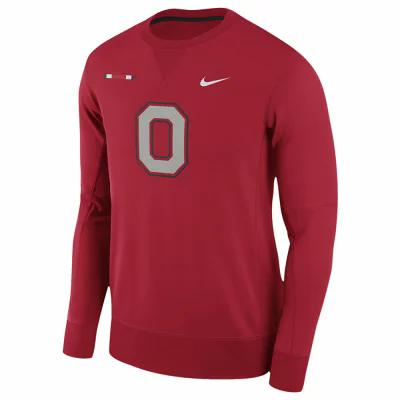 ナイキ Nike その他トップス College Team Sideline Crew NCAA Ohio State Buckeyes Red