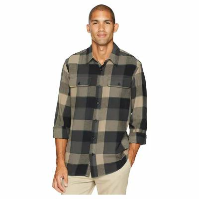 フィルソン Filson シャツ Scout Shirt Gray/Green/Tan