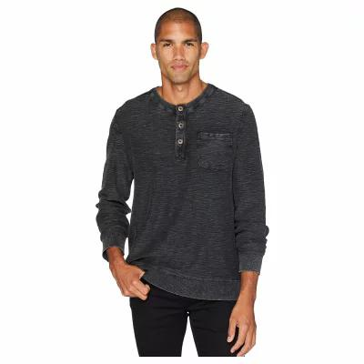 ラッキーブランド Lucky Brand その他トップス Welter Weight Washed Henley Jet Black