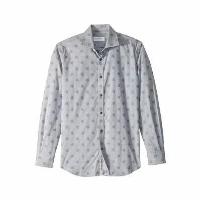 ロバートグラハム Robert Graham シャツ Kit - Medallion Dress Shirt Grey