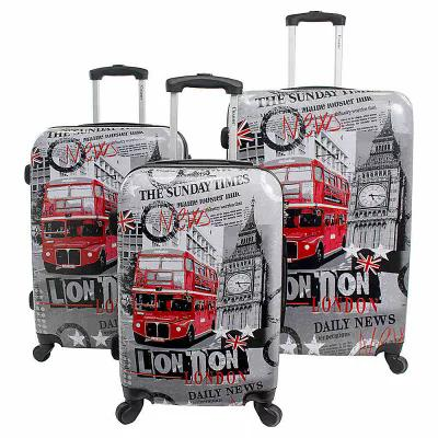 シャリオ Chariot スーツケース・キャリーバッグ London 3 Piece Expandable Hardside Spinner Luggage Set London