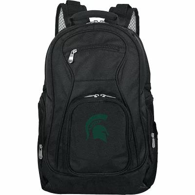 デンコスポーツラッゲージ Denco Sports Luggage パソコンバッグ NCAA 19' Laptop Backpack Michigan State University Spartans