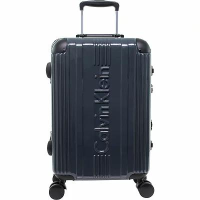 カルバンクライン Calvin Klein Luggage スーツケース・キャリーバッグ Fulton 20' Hardside Spinner Carry-On Luggage Hematite