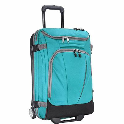 イーバッグス eBags スーツケース・キャリーバッグ TLS Mother Lode Mini 21' Wheeled Carry-On Duffel Tropical Turquoise