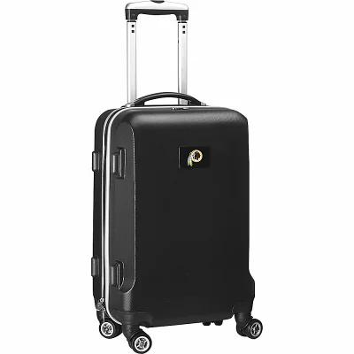 デンコスポーツラッゲージ Denco Sports Luggage スーツケース・キャリーバッグ NFL 20' Domestic Carry-On Black Washington Redskins