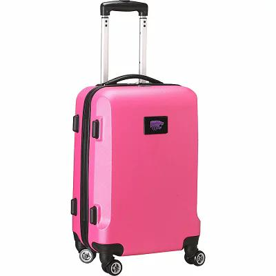 デンコスポーツラッゲージ Denco Sports Luggage スーツケース・キャリーバッグ NCAA 20' Domestic Carry-On Pink Kansas State University Wildcats