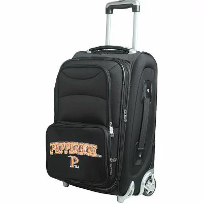 デンコスポーツラッゲージ Denco Sports Luggage スーツケース・キャリーバッグ NCAA 21' Wheeled Upright Pepperdine University Waves