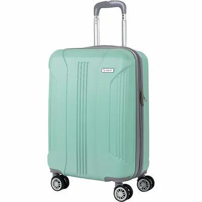 AMKA スーツケース・キャリーバッグ Sierra 20' Expandable Hardside Carry-On Spinner Mint