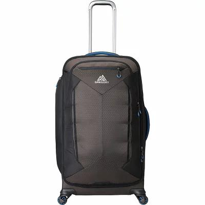 グレゴリー Gregory スーツケース・キャリーバッグ Quadro 30' Checked Spinner Luggage Slate Black