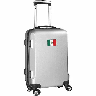 モジョ Mojo Licensing スーツケース・キャリーバッグ Flag 21' Hardside Carry-On Spinner Luggage Mexico