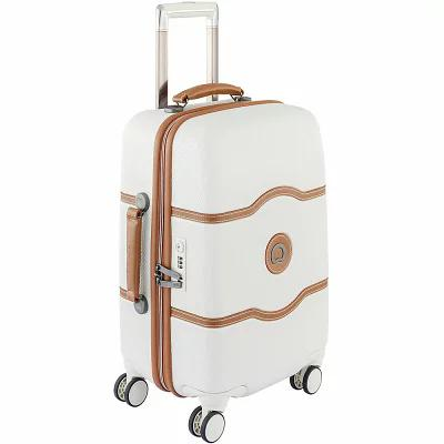 デルシー Delsey スーツケース・キャリーバッグ Chatelet Hard+ 21' 4 Wheel Spinner Carry On Champagne