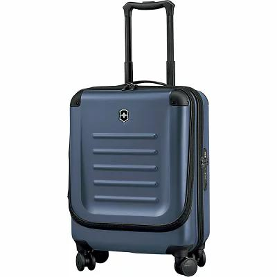 ビクトリノックス Victorinox スーツケース・キャリーバッグ Spectra 2.0 Dual-Access Extra Capacity Carry-On Navy