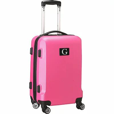 モジョ Mojo Licensing スーツケース・キャリーバッグ G Initial 21' Hardside Carry-On Spinner Luggage Pink