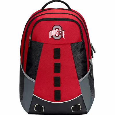 NCAA パソコンバッグ Personnel Laptop Backpack Ohio State