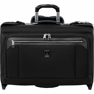 トラベルプロ Travelpro スーツケース・キャリーバッグ Platinum Elite Carry-On Rolling Garment Bag Shadow Black
