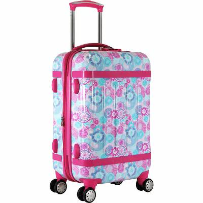 ジェイワールド J World New York スーツケース・キャリーバッグ Taqoo Carry-on Luggage Blue Raspberry