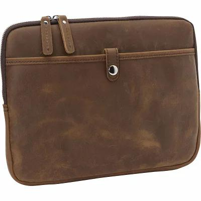 ヴァガボンド Vagabond Traveler パソコンバッグ 12-inch MacBook Pro Full Grain Cowhide Leather Sleeve with Cushion Sleeve Distress