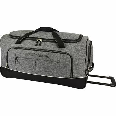 トラベラーズチョイス Traveler's Choice スーツケース・キャリーバッグ Pacific Gear Keystone 30' Rolling Duffel Bag Gray