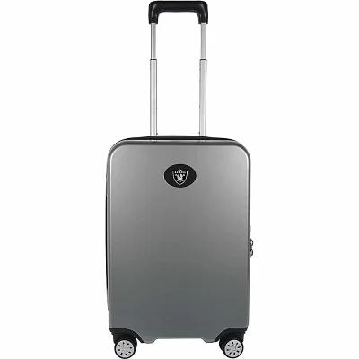 モジョ Mojo Licensing スーツケース・キャリーバッグ NFL 22' Hardside Carry-On Spinner Luggage Oakland Raiders