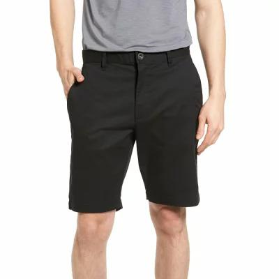 ルーカ RVCA ショートパンツ The Week-End Stretch Twill Chino Shorts Black