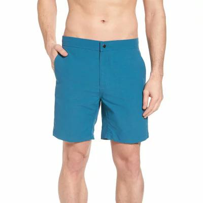 デベロー DEVEREUX ショートパンツ Bond Hybrid Shorts Deep Sea Green