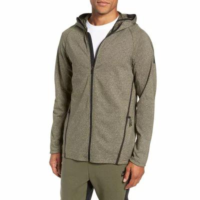 ナイキ NIKE パーカー Dry Training Zip Hoodie Olive Canvas/ Black