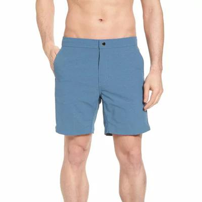 デベロー DEVEREUX ショートパンツ Bond Hybrid Shorts Tidal Blue