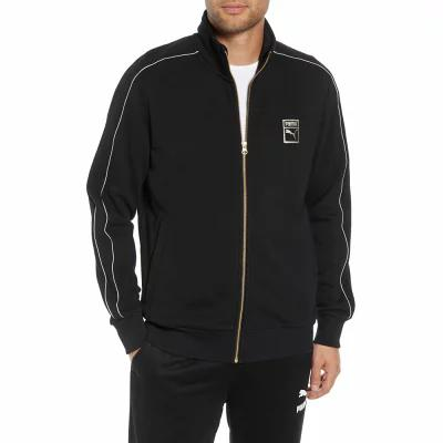 プーマ PUMA ジャージ Chains T7 Track Jacket Puma Black/ Gold
