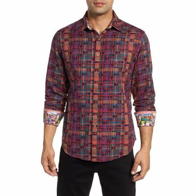 ロバートグラハム ROBERT GRAHAM シャツ Nash Classic Fit Sport Shirt Multi