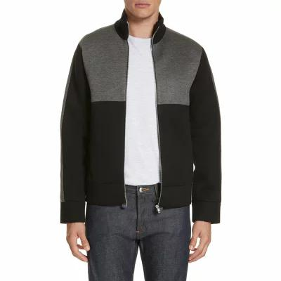 ヘルムート ラング HELMUT LANG ジャージ Contrast Track Jacket Black/ Charcoal