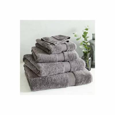 ザ ホワイト カンパニー THE WHITE COMPANY タオル Luxury Egyptian Cotton Bath Towel Slate