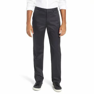 ボノボス BONOBOS その他ボトムス・パンツ Weekday Warrior Stretch Straight Leg Pants Blacks