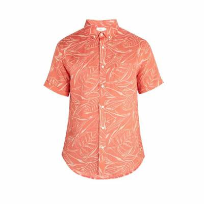オニア シャツ Jack cotton shirt Orange