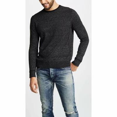 クラブ モナコ Club Monaco ニット・セーター Double Knit Crew Sweater Black Multi