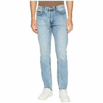 カルバンクライン Calvin Klein Jeans ジーンズ・デニム Straight Taper Leg Jeans in Jalapeno Blue Wash Jalapeno Blue Wash